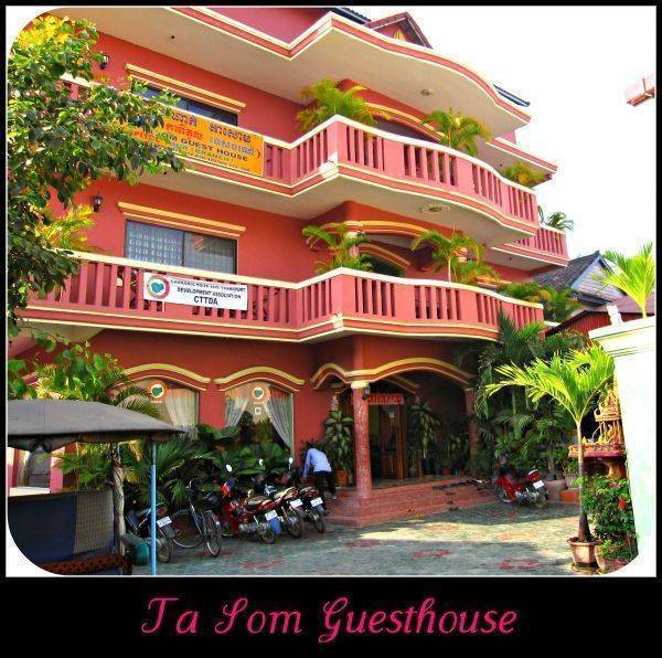 Ta Som Guesthouse and Tour Services, Siem Reap, Cambodia, newly opened hostels and backpackers accommodation in Siem Reap